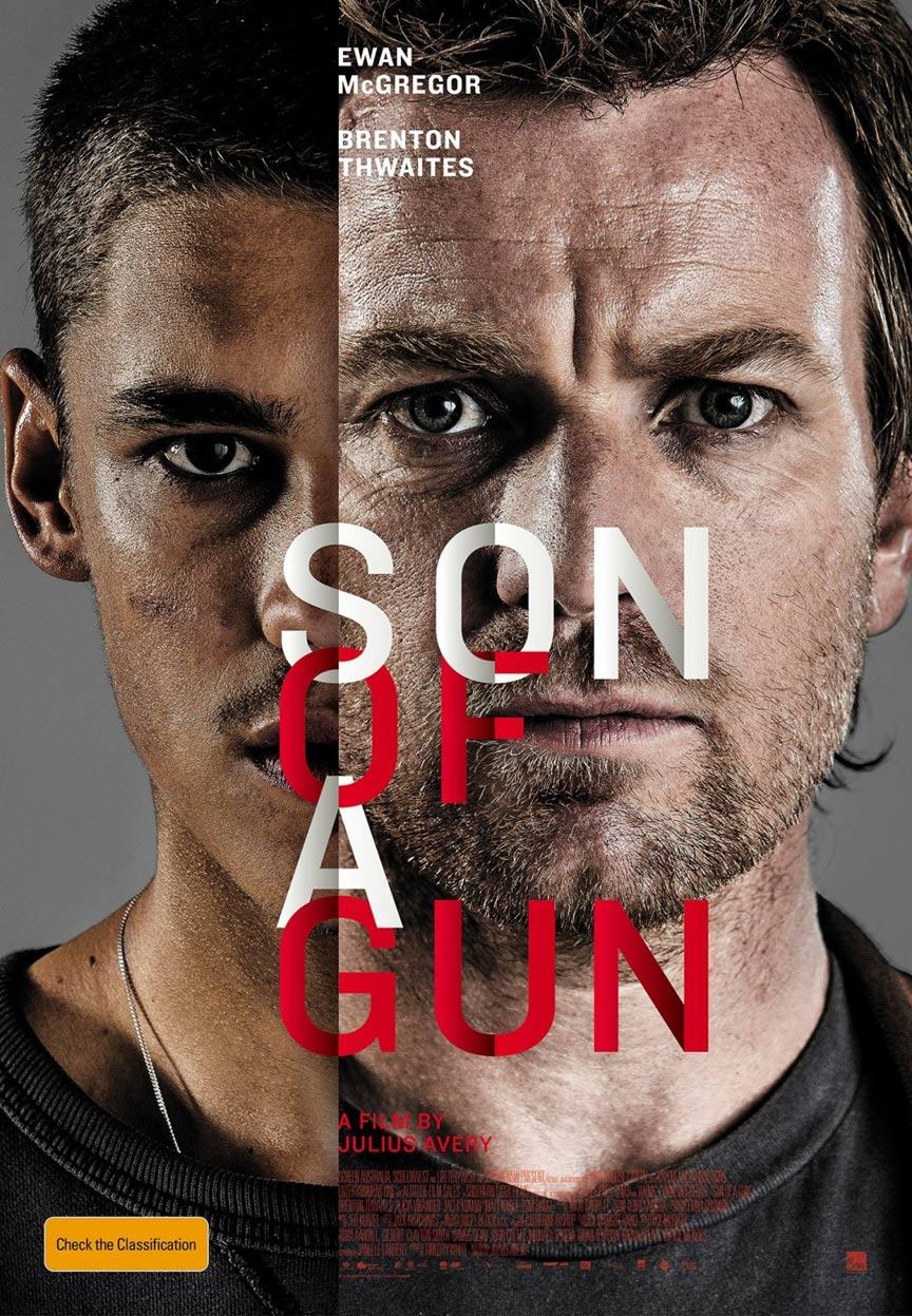Son of a Gun Poster #1
