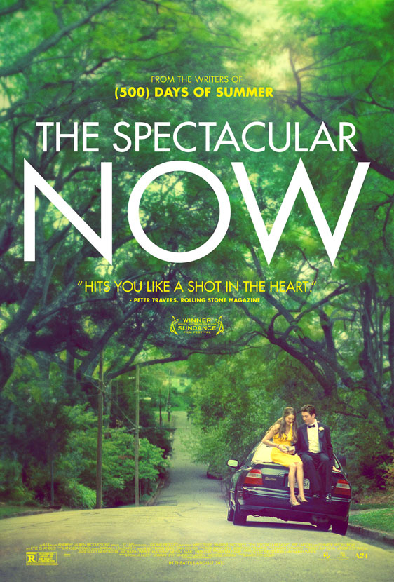 The Spectacular Now Poster #1