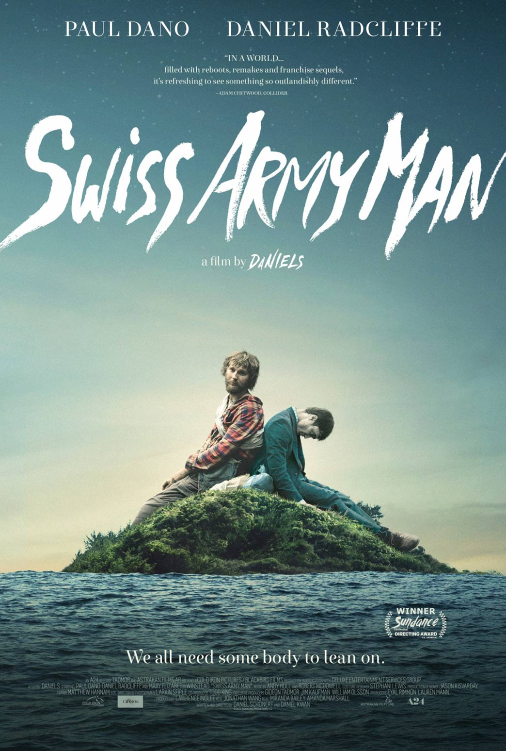 Swiss Army Man Poster #1