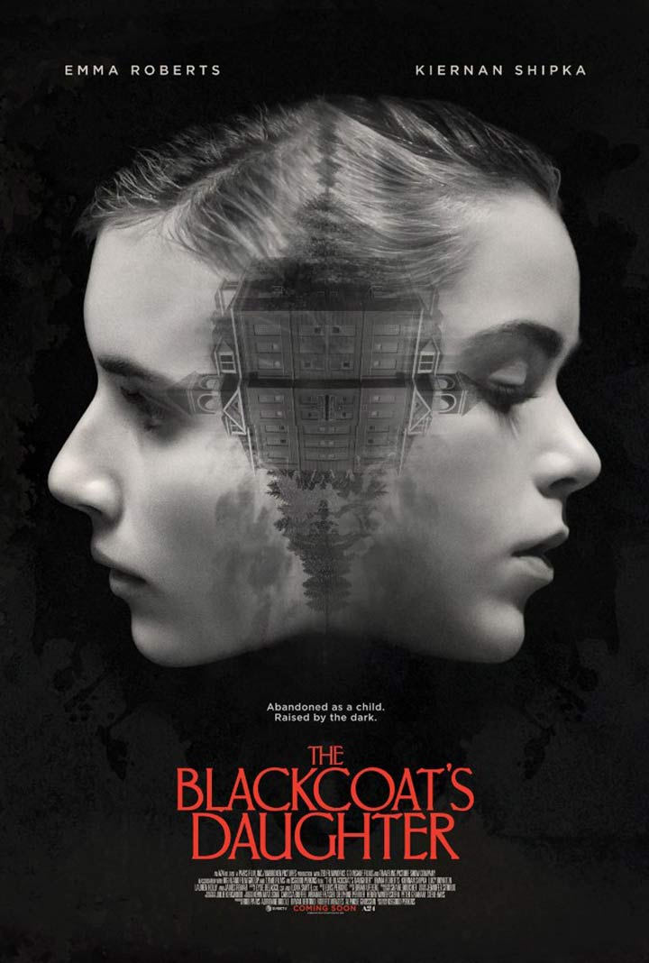 The Blackcoat's Daughter Poster #1