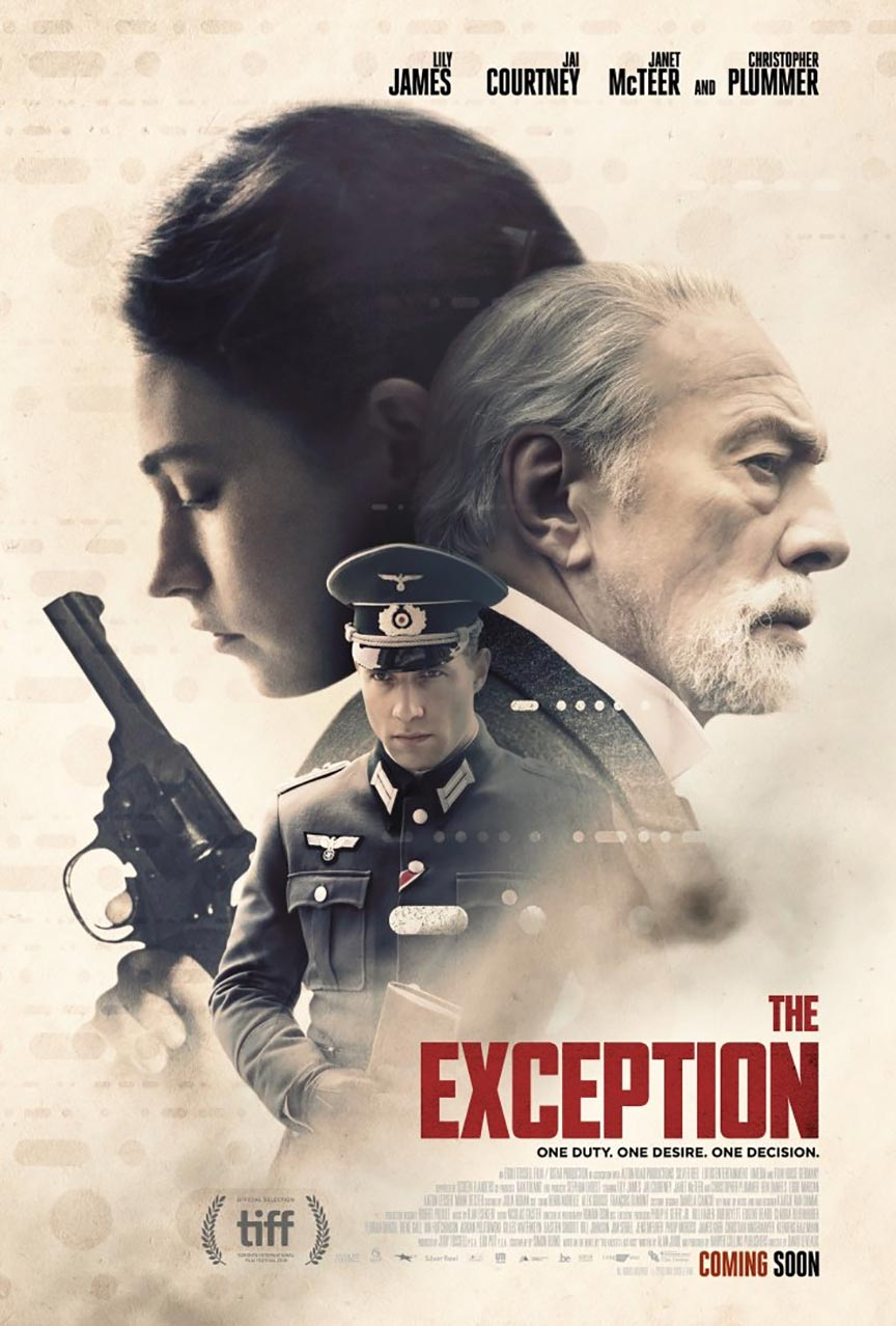 The Exception Poster #1