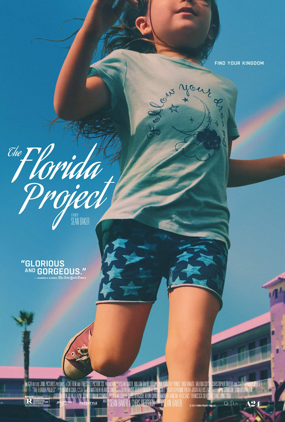 The Florida Project Poster #1