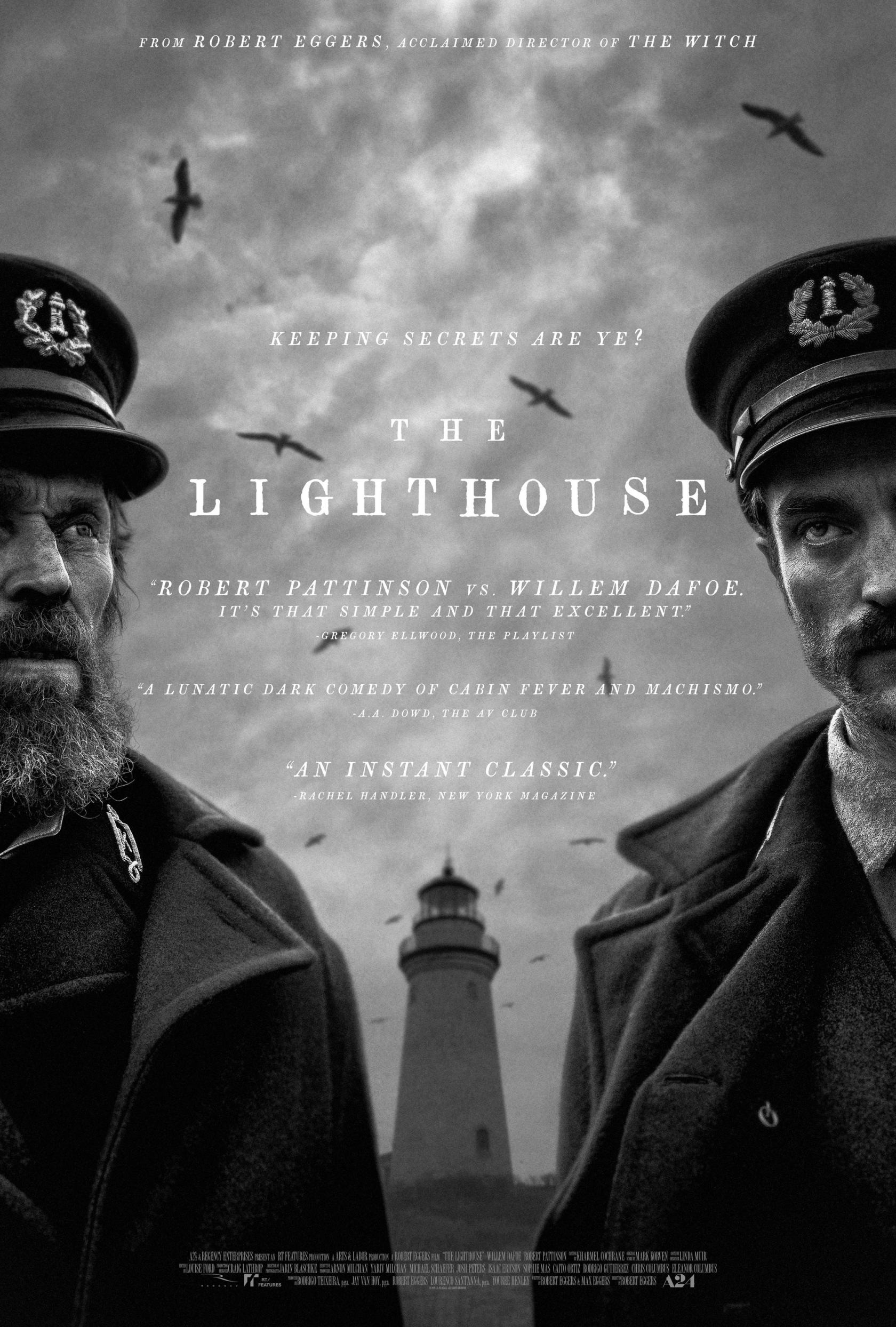 The Lighthouse Poster #2