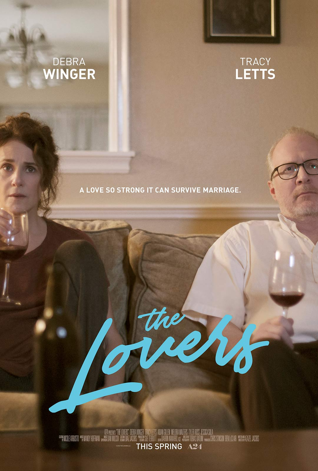 The Lovers Poster #1
