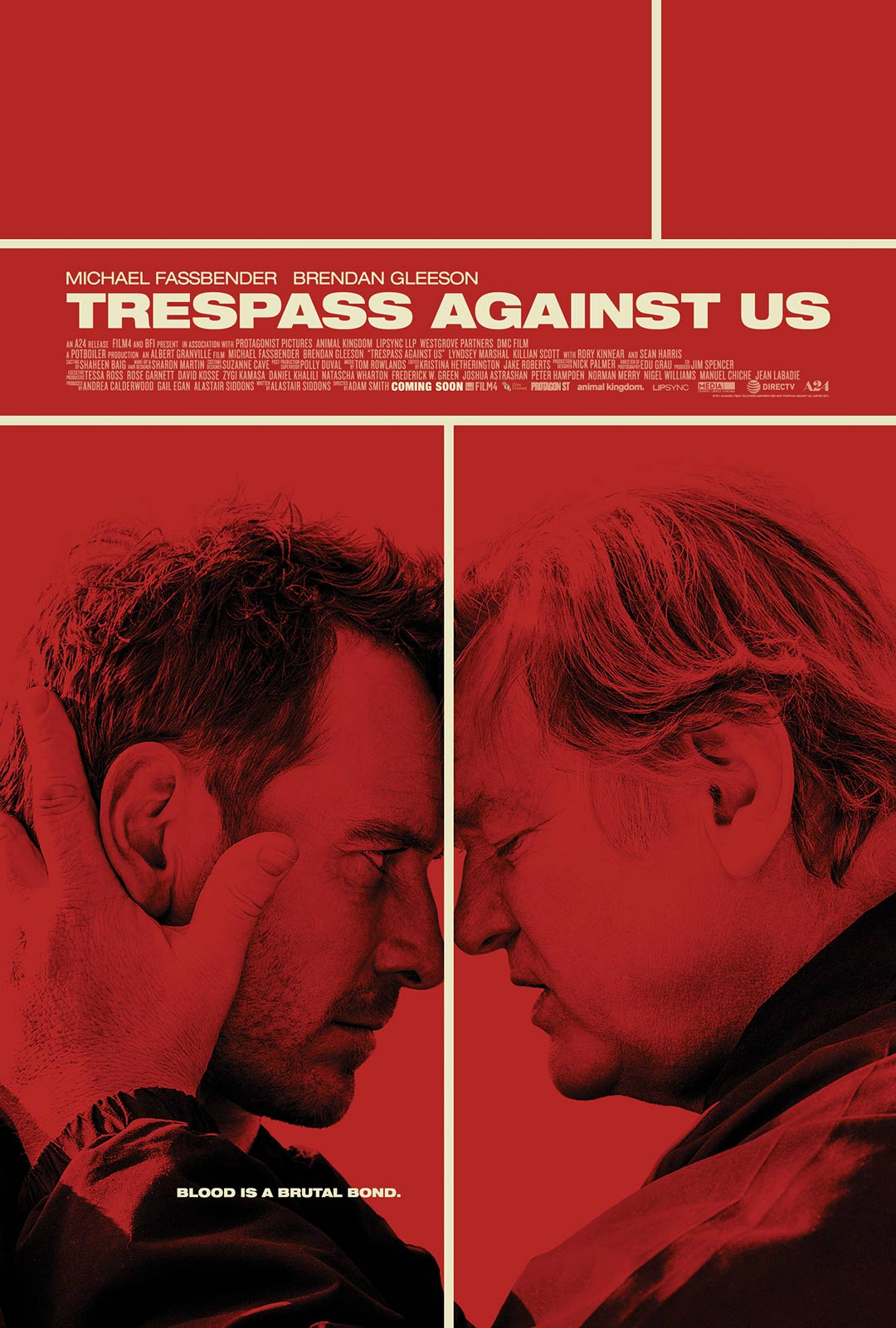 Trespass Against Us Poster #1