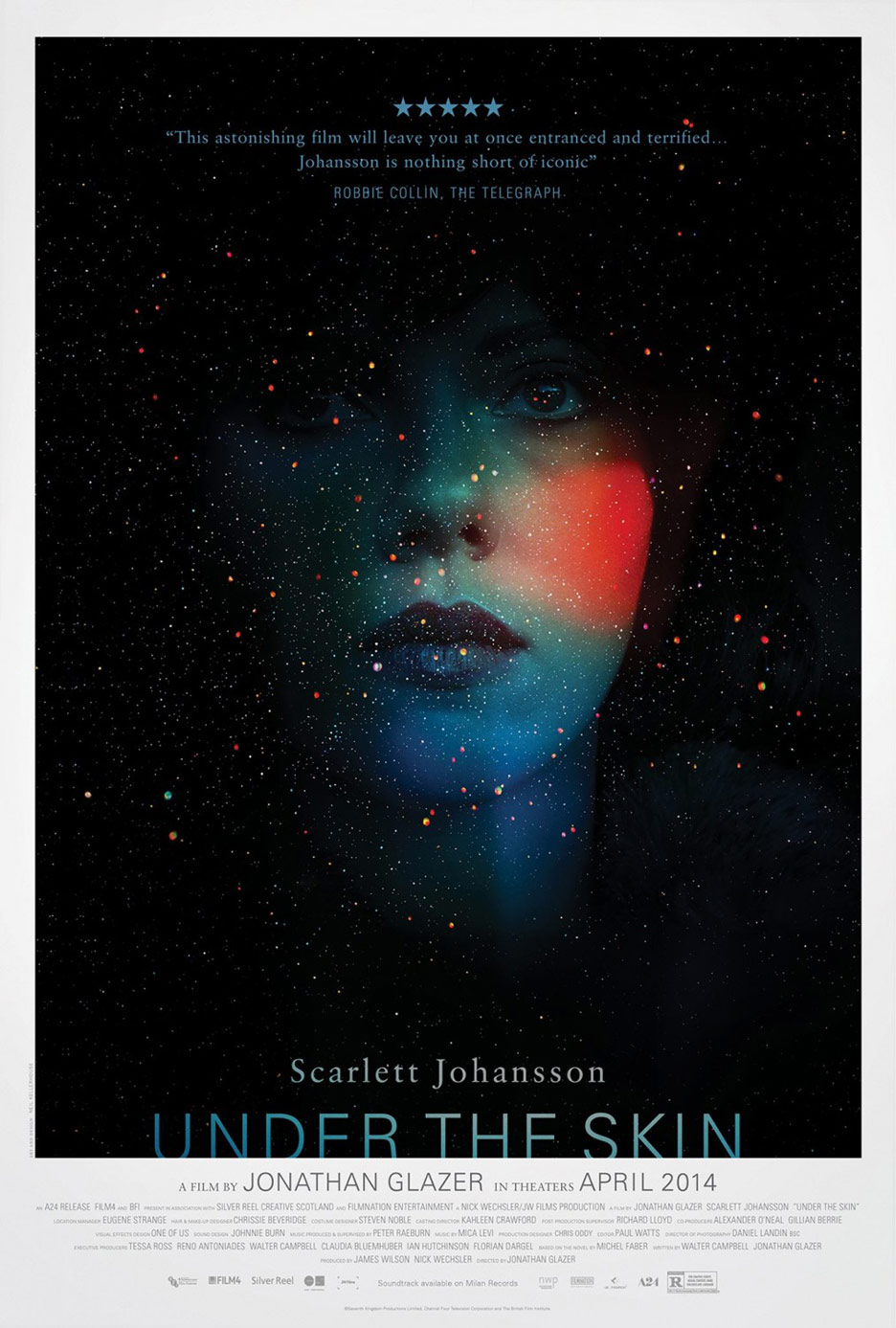 Under the Skin Poster #1