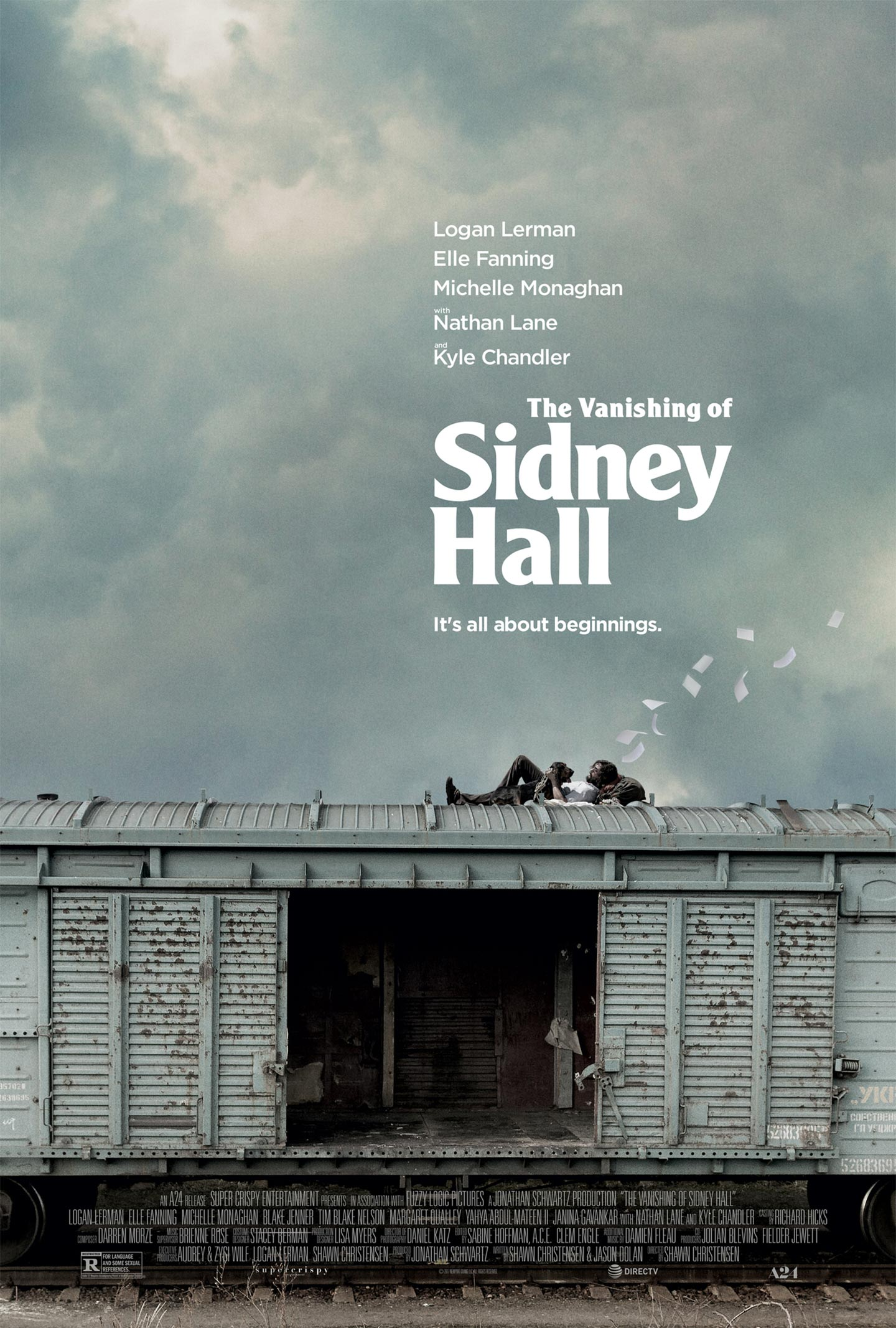 The Vanishing of Sidney Hall Poster #1