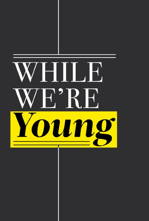 While We're Young Poster #1