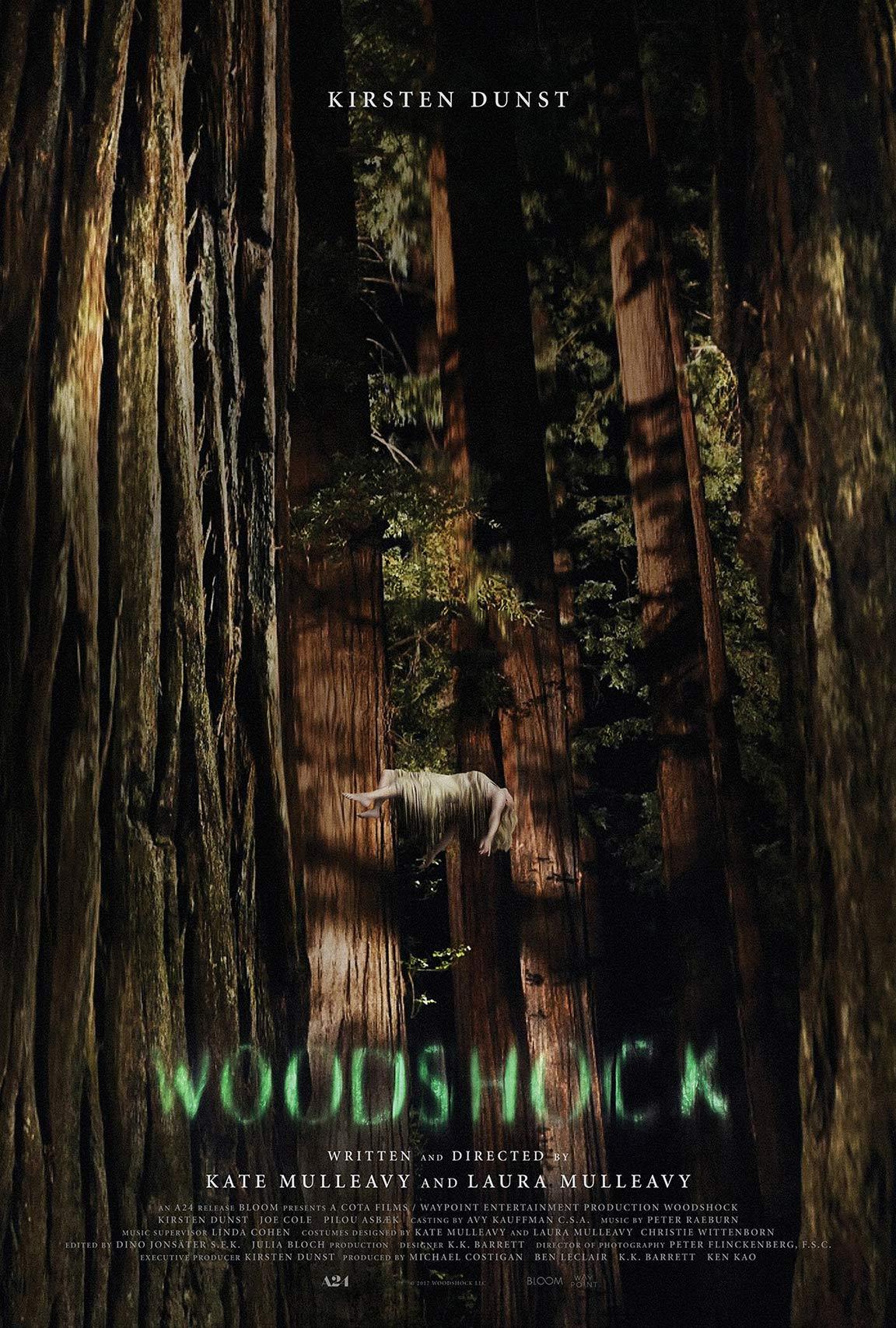 Woodshock Poster #1