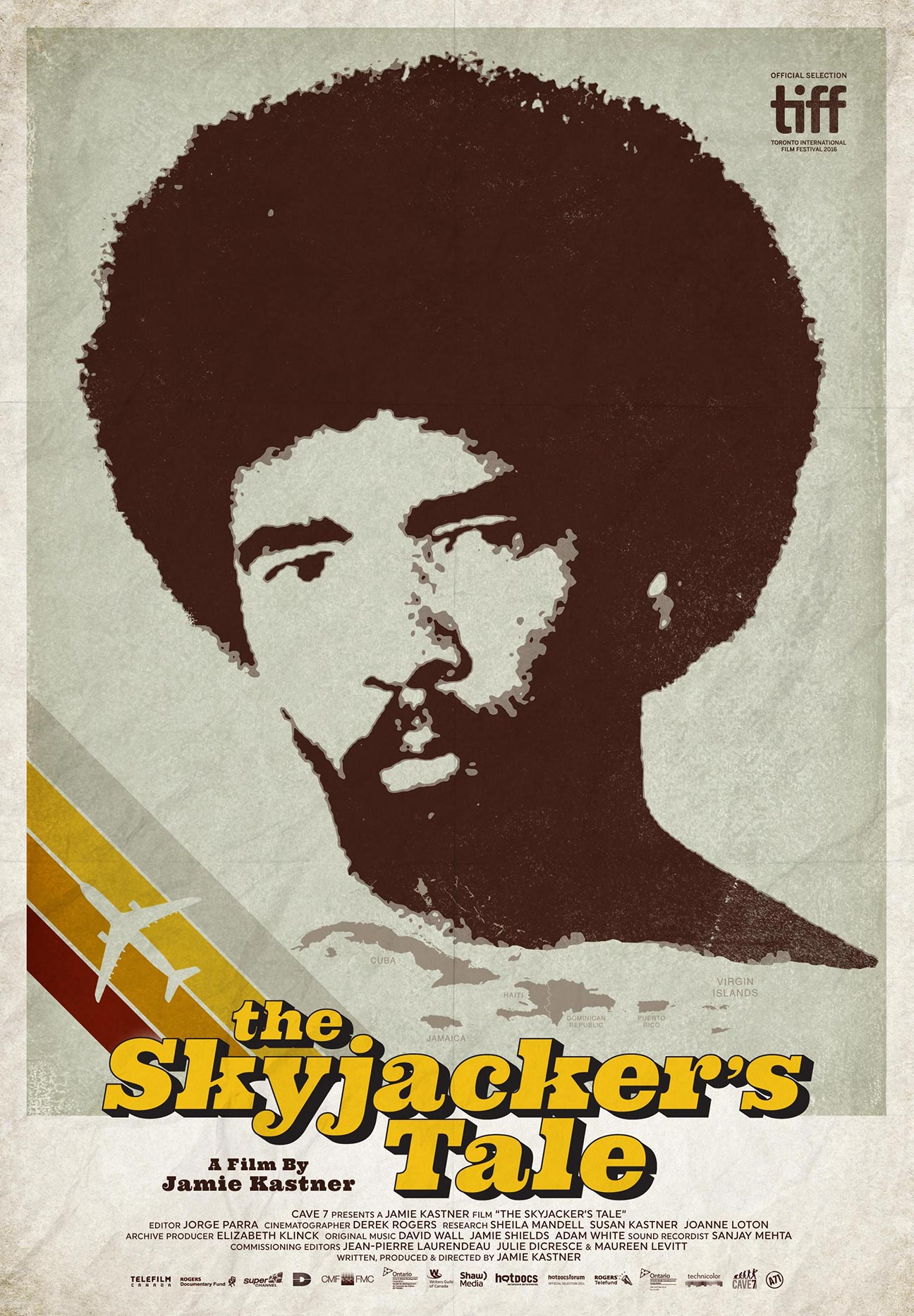 The Skyjacker's Tale Poster #1