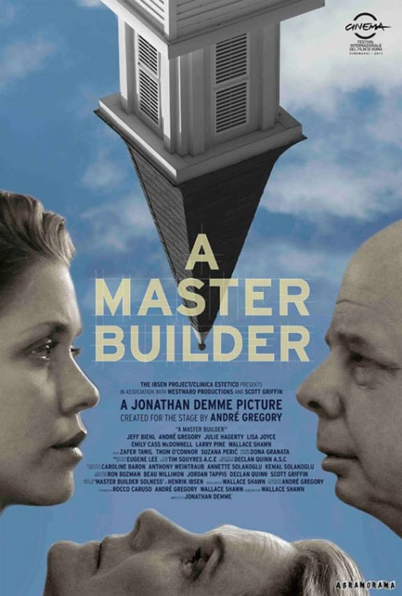 A Master Builder Poster #1