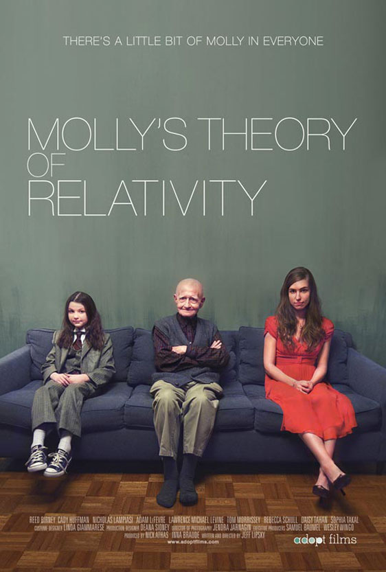 Molly's Theory of Relativity Poster #1