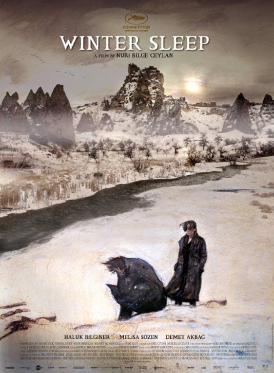 Winter Sleep Poster #1