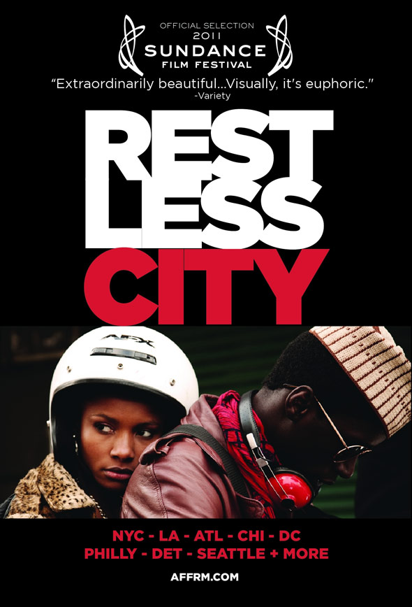 Restless City Poster #1