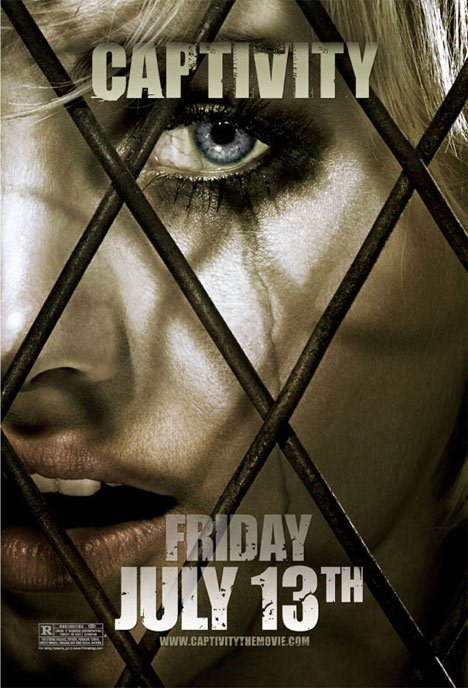 Captivity Poster #1