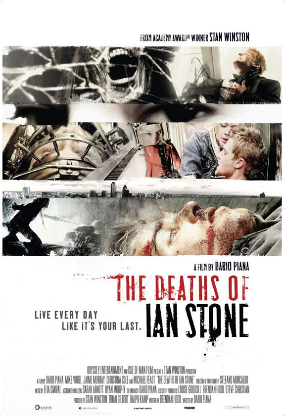 The Deaths of Ian Stone Poster #1