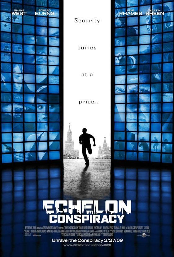 Echelon Conspiracy Poster #2