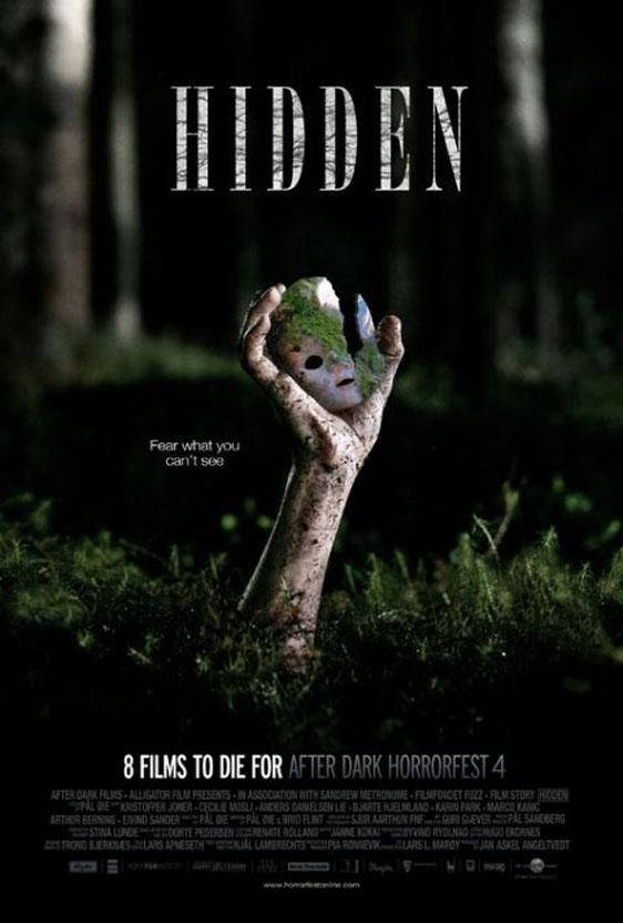 Hidden (Skjult) Poster #1