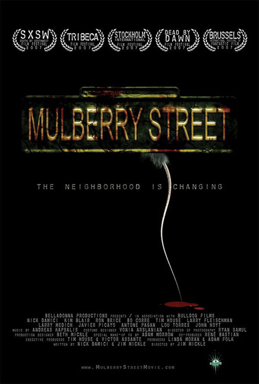 Mulberry Street Poster #1