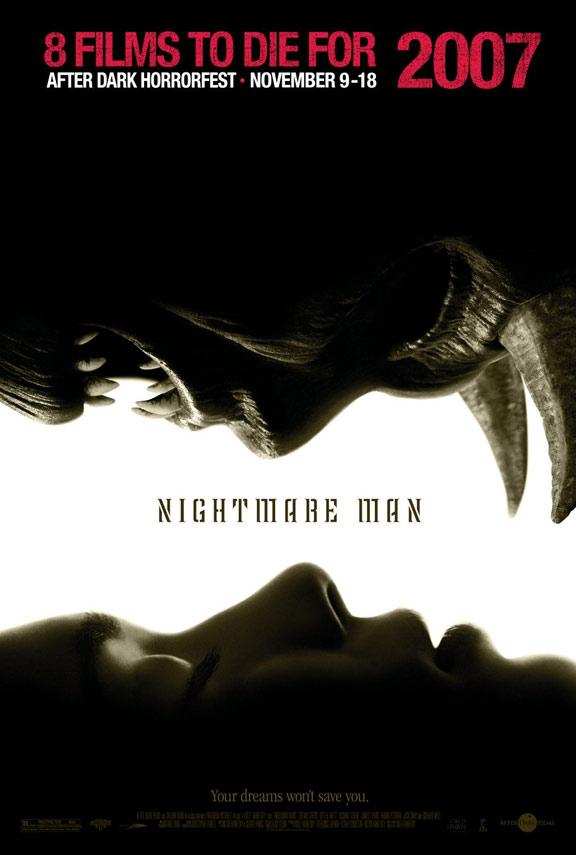 Nightmare Man Poster #1
