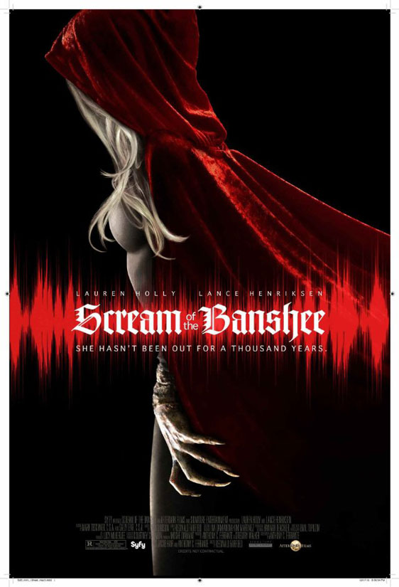 Scream of the Banshee Poster #1