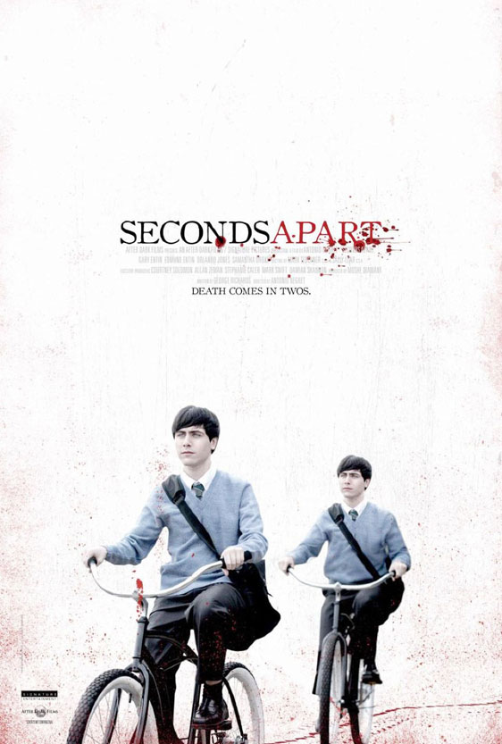 Seconds Apart Poster #1