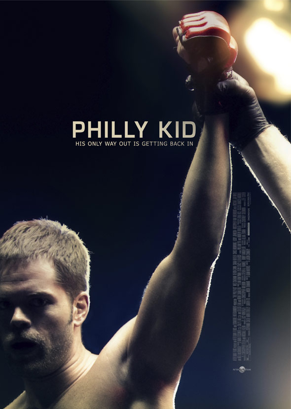 The Philly Kid Poster #1