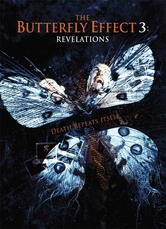 The Butterfly Effect: Revelations Poster #2