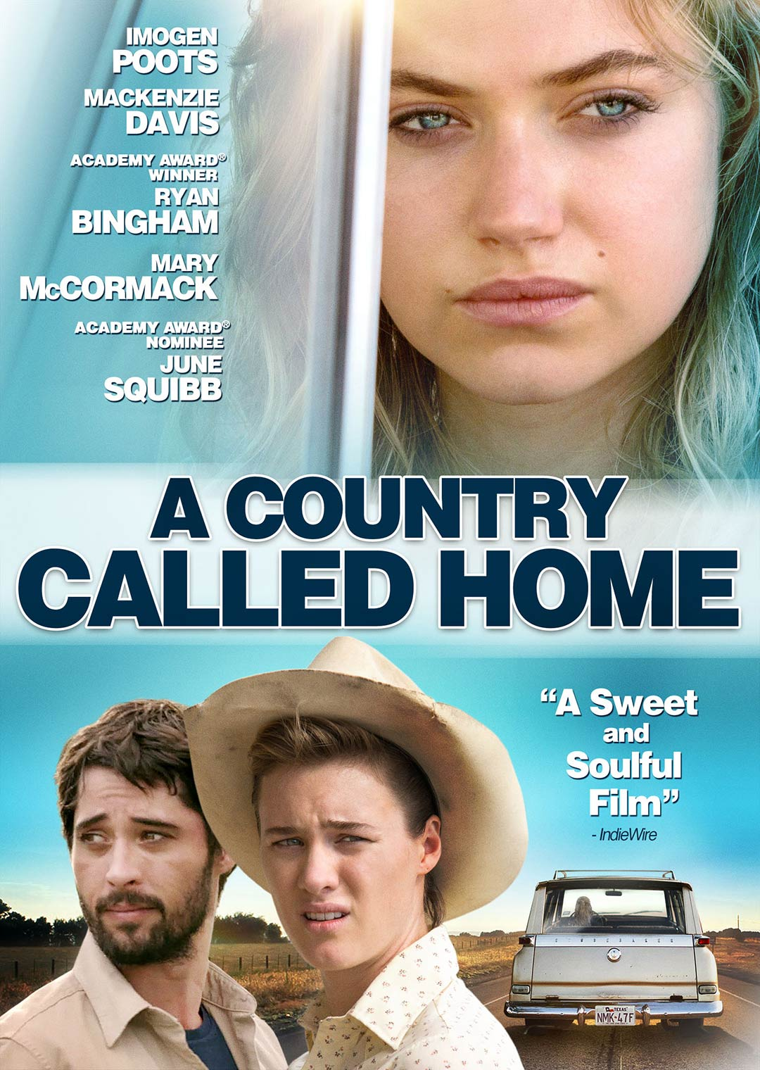 A Country Called Home Poster #1