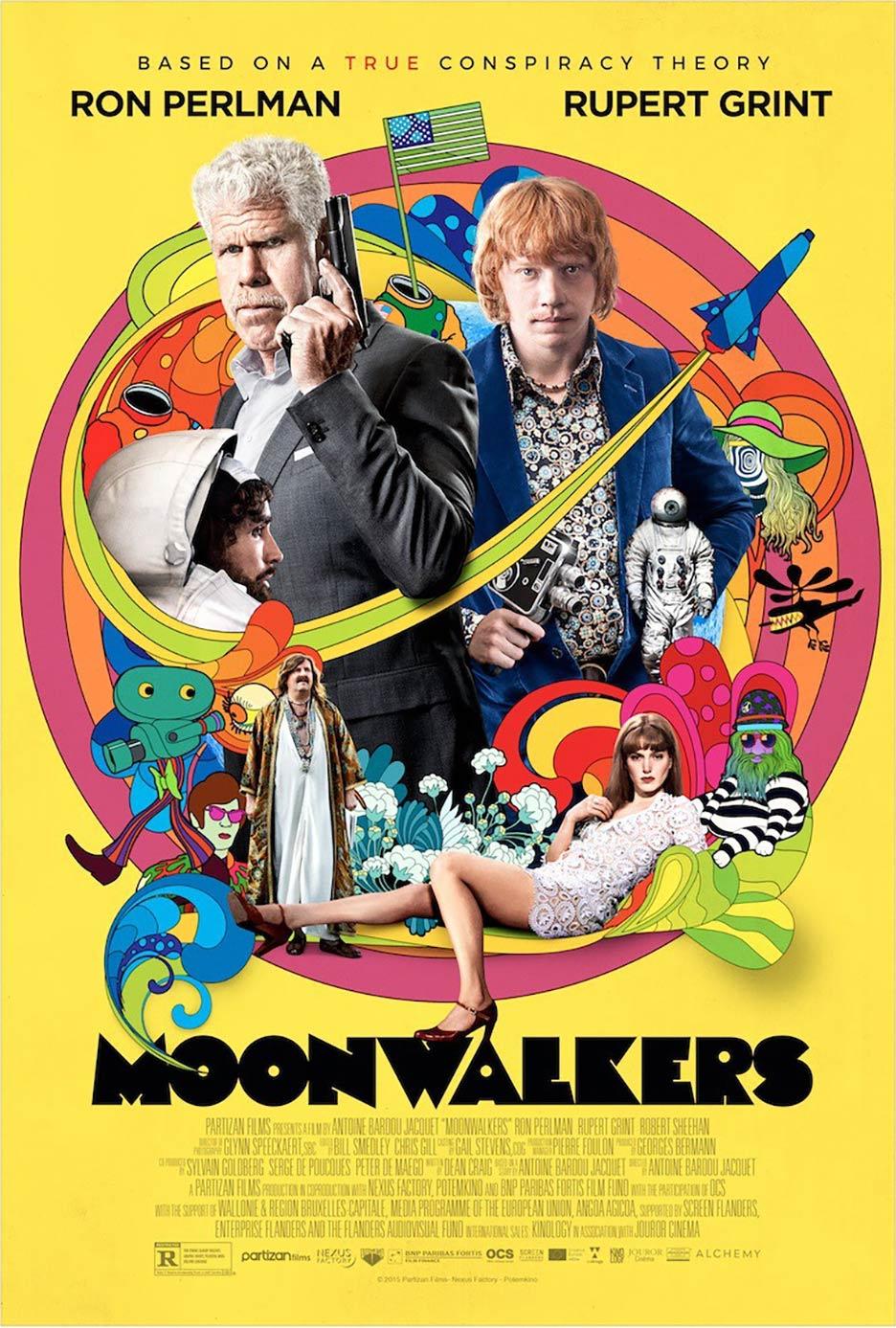 Moonwalkers Poster #2