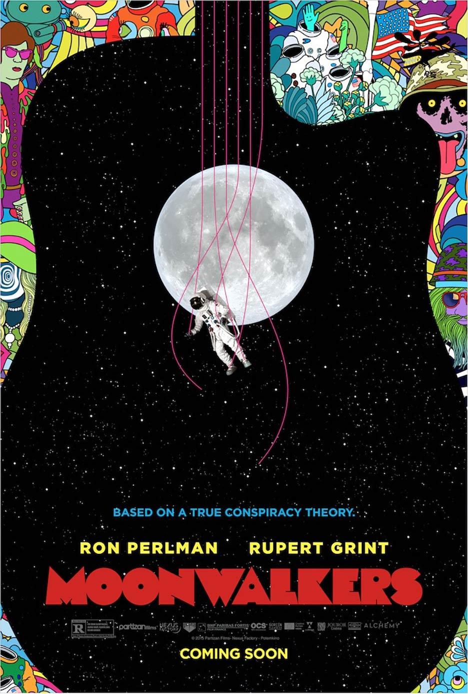 Moonwalkers Poster #1