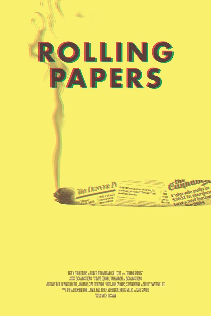 Rolling Papers Poster #1