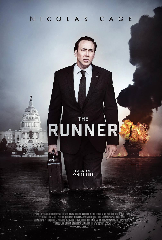 The Runner Poster #1