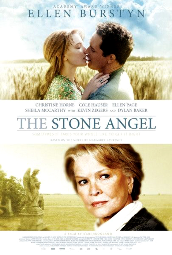 The Stone Angel Poster #1