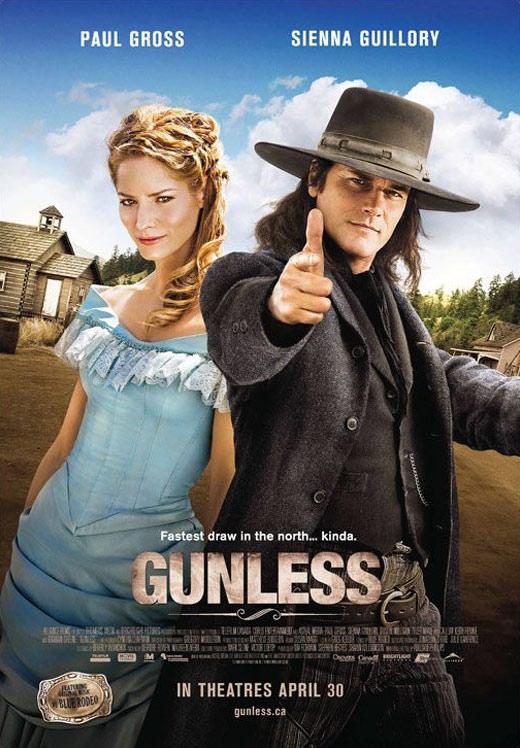 Gunless Poster #1
