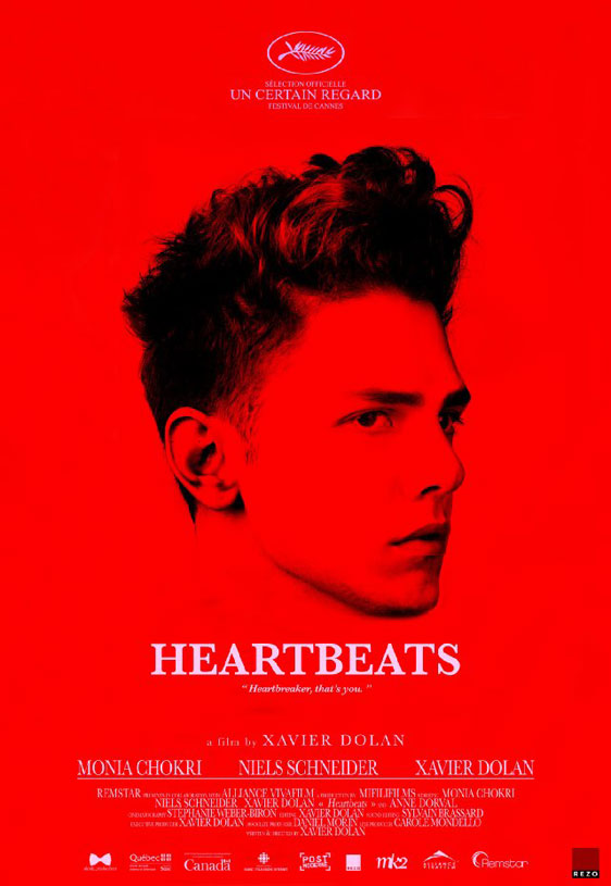 Heartbeats (Les amours imaginaires) Poster #1