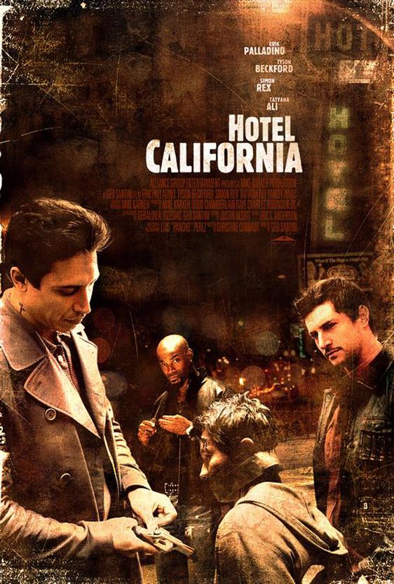 Hotel California Poster #1