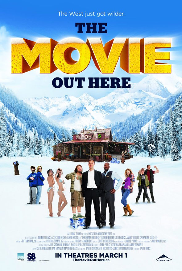 The Movie Out Here Poster #1