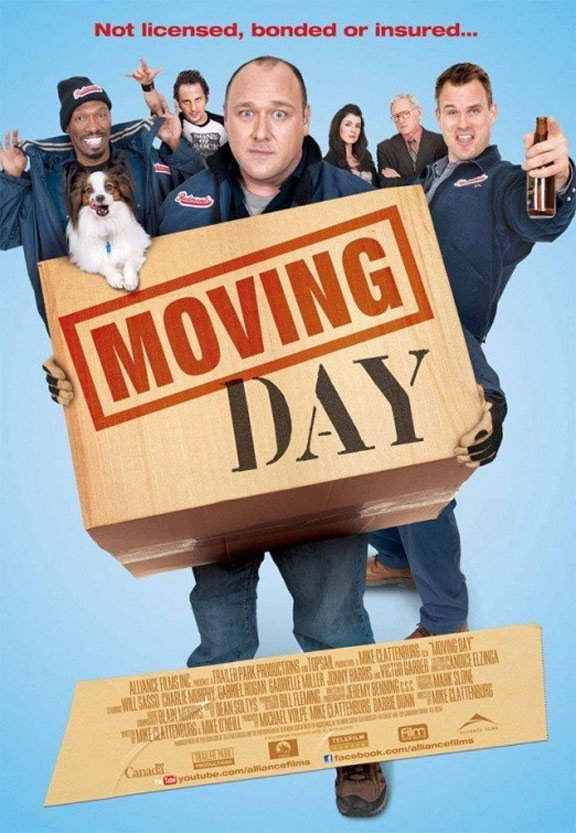 Moving Day Poster #1