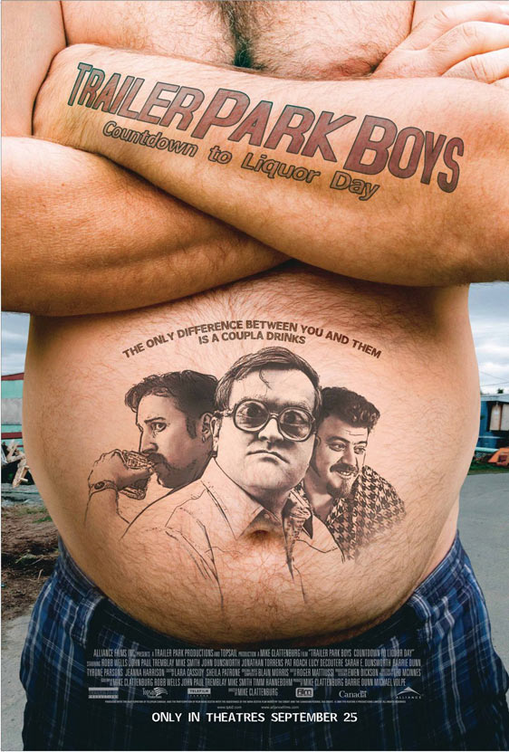 Trailer Park Boys: Countdown to Liquor Day Poster #1