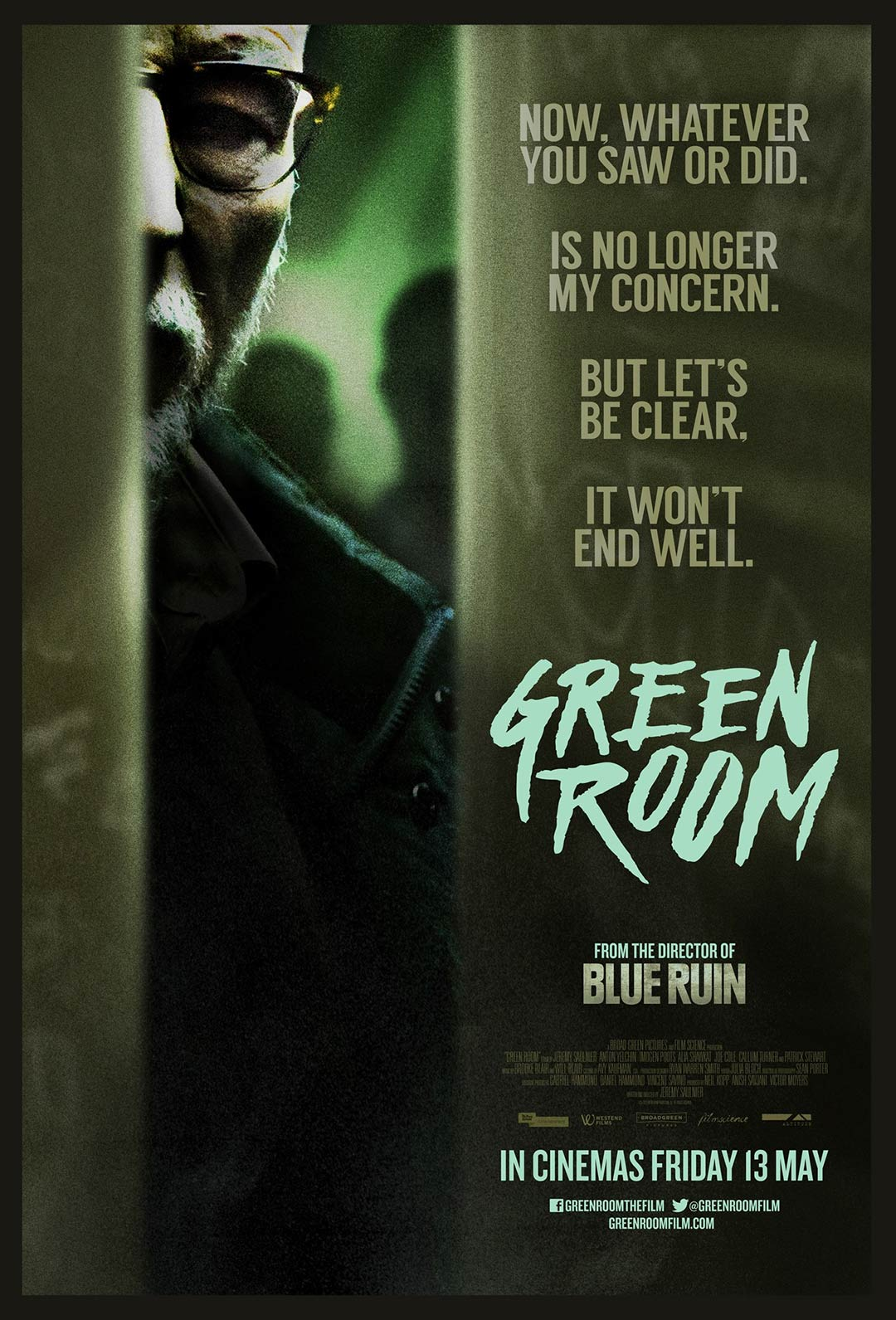 Green Room Poster #1