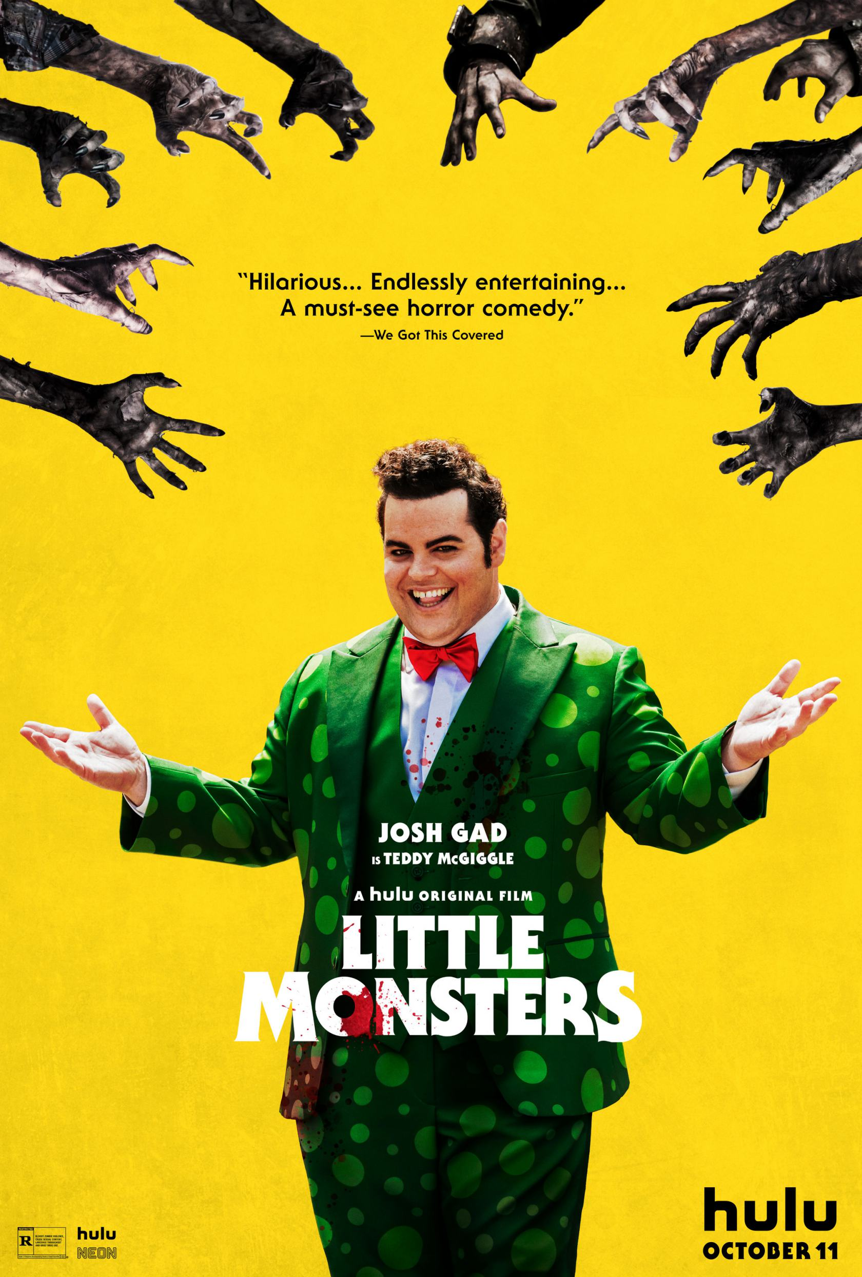 Image result for little monsters 2019 poster