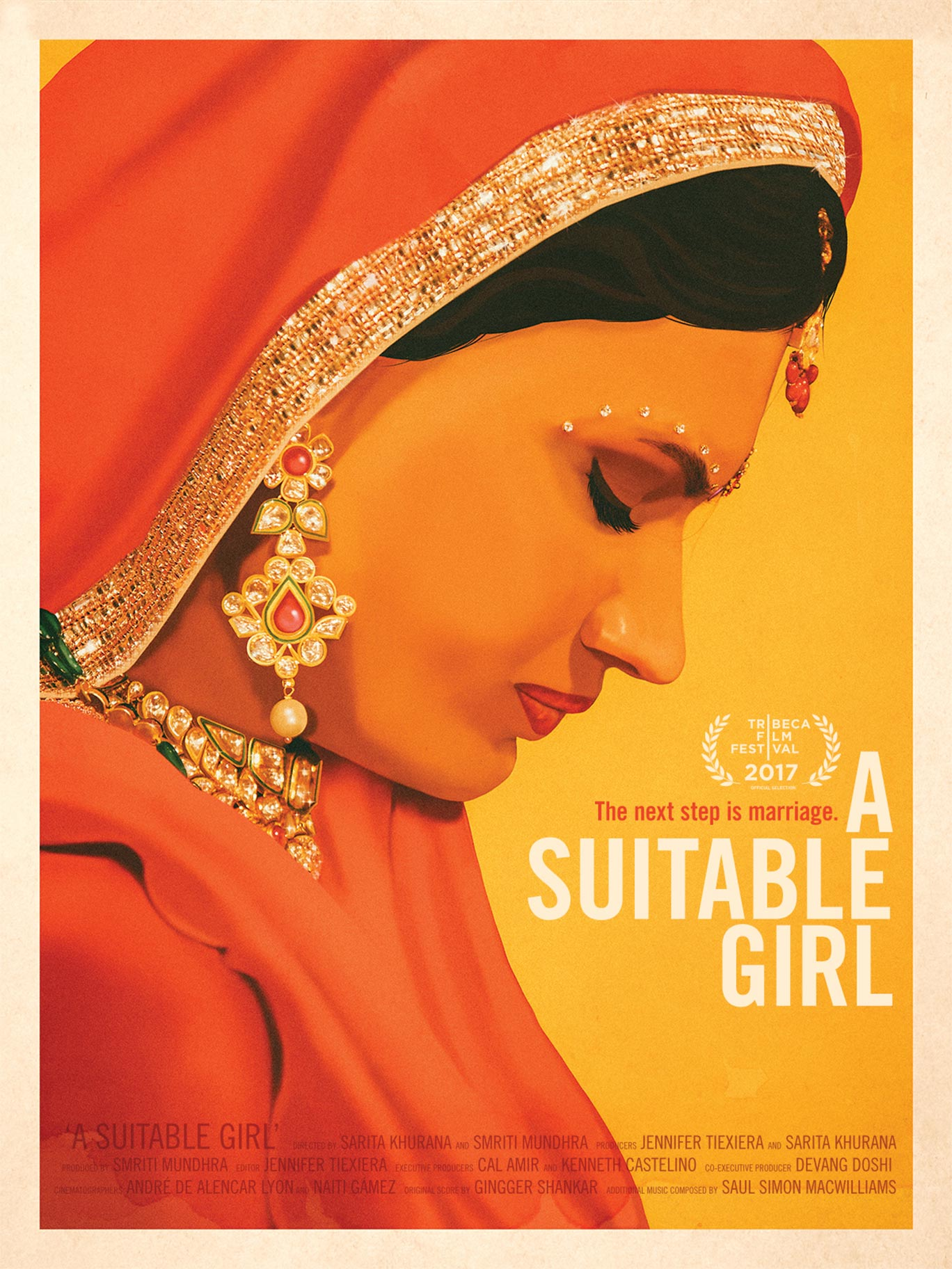 A Suitable Girl Poster #1