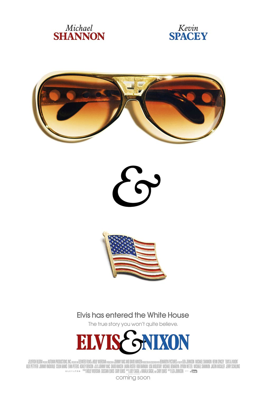 Elvis & Nixon Poster #2