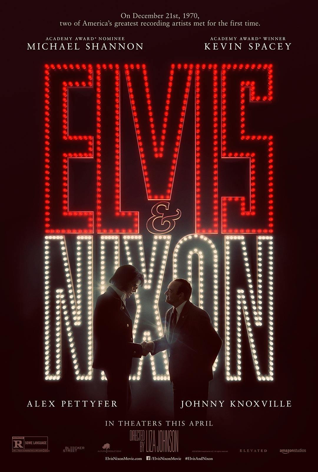 Elvis & Nixon Poster #3