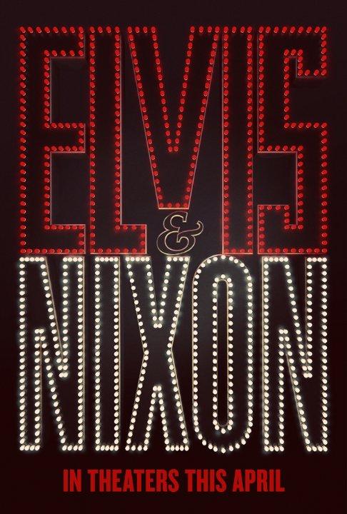 Elvis & Nixon Poster #1