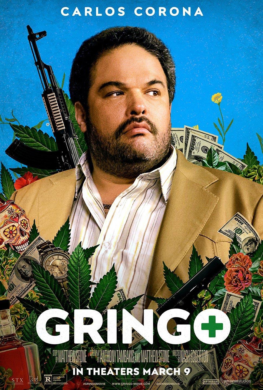 Gringo Poster #9