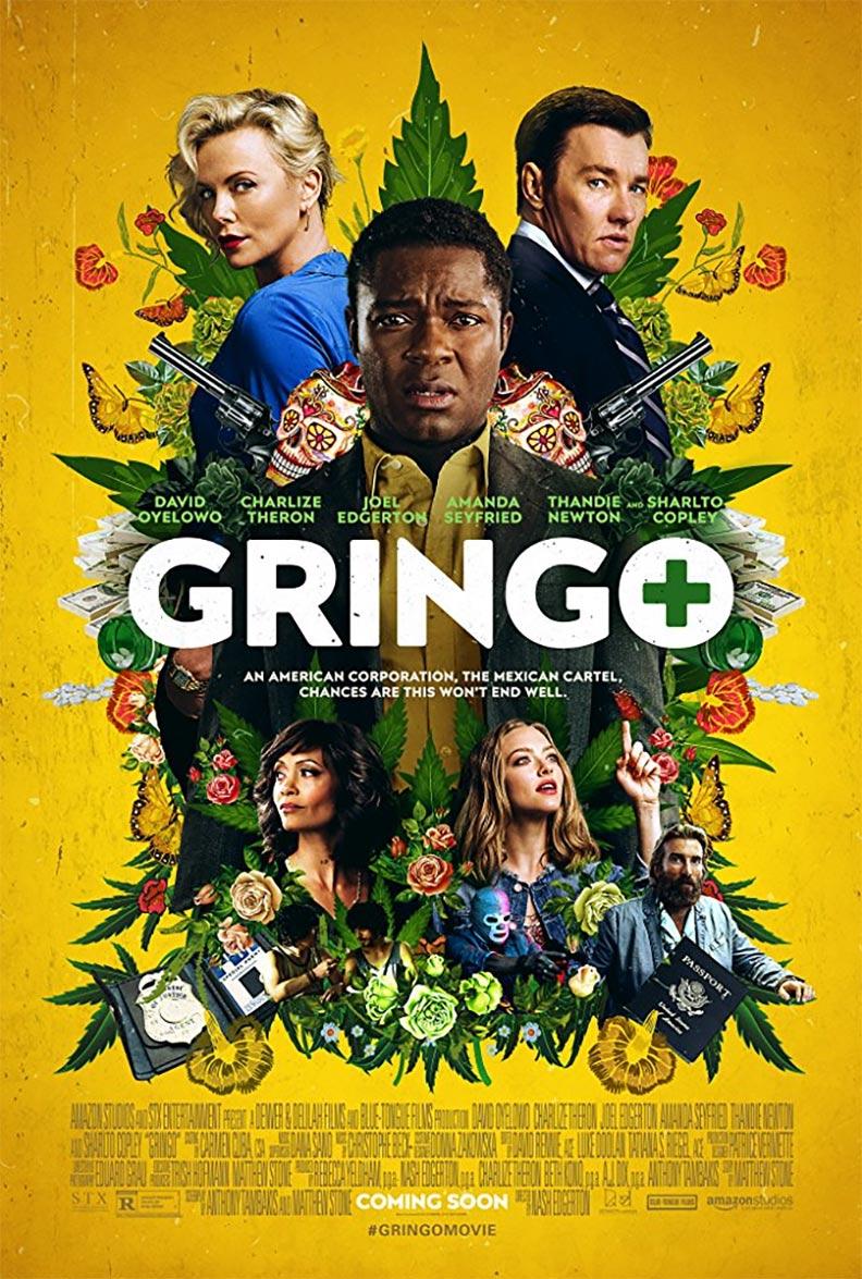 Gringo Poster #1