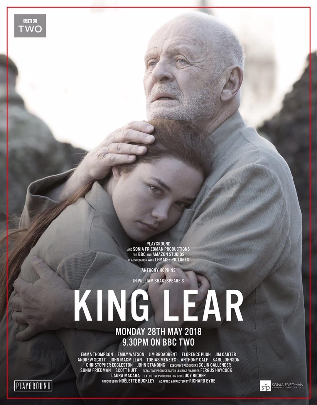 King Lear Poster #1