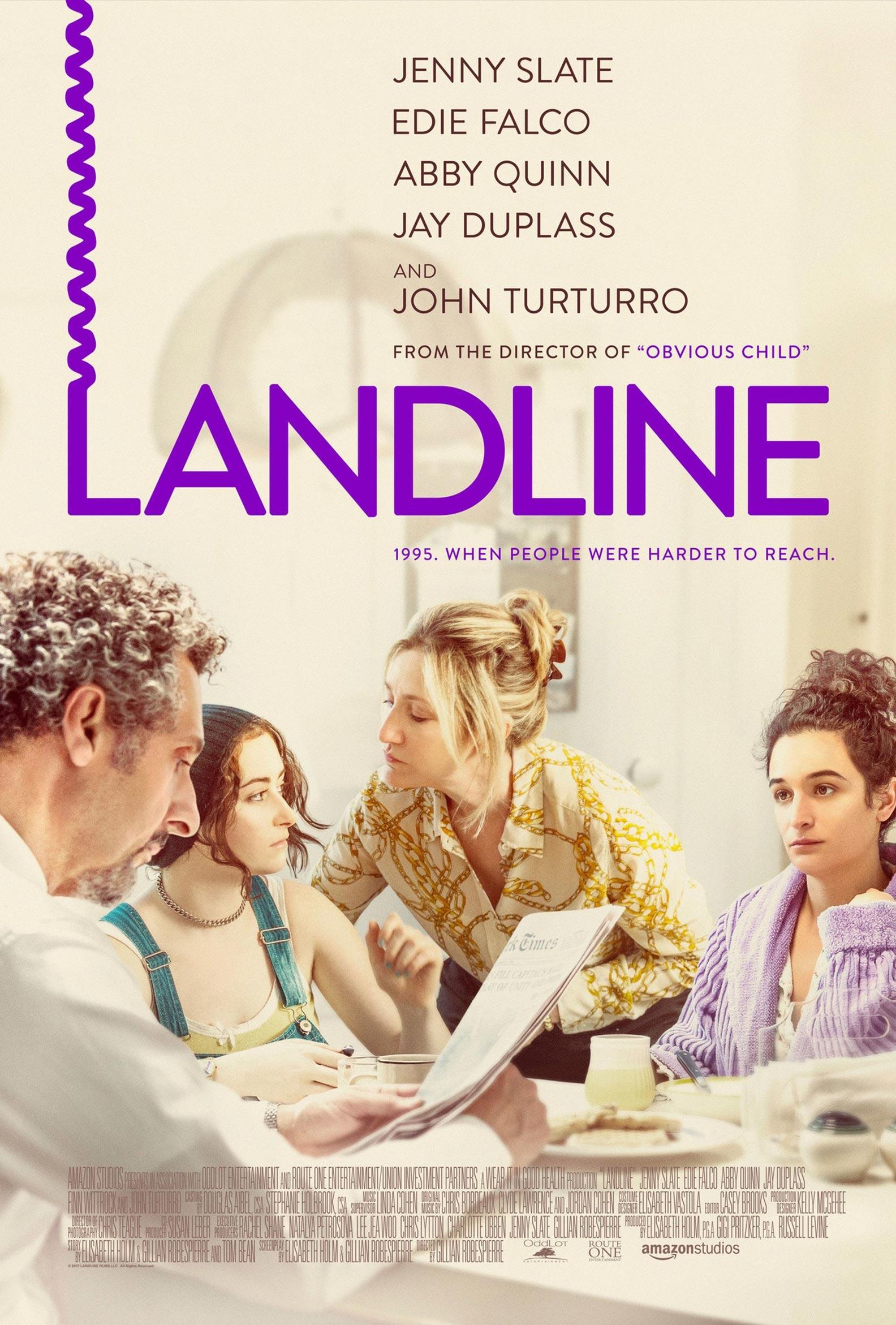 Landline Poster #1